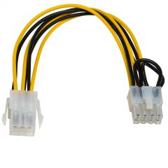 Adapter PCI Express 6-pin F/ EPS M AK-CA-33